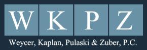 Weycer, Kaplan, Pulaski & Zuber, P.C.